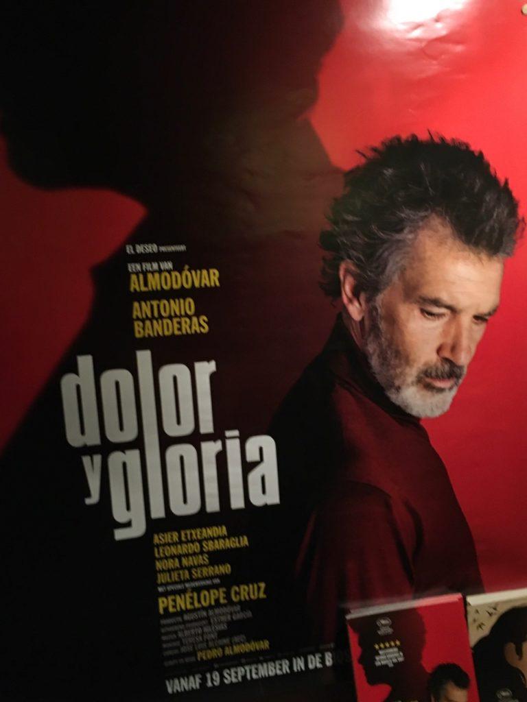 Filmposter van de film Dolor y Gloria